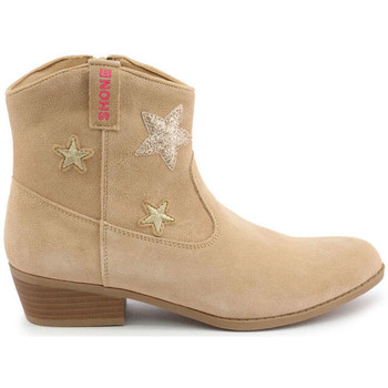 Schoenen Meisjes Enkellaarzen Shone - 026799 Bruin