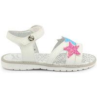 Schoenen Meisjes Sandalen / Open schoenen Shone - 8233-015 Wit