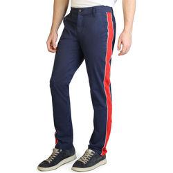 Textiel Heren Broeken / Pantalons Tommy Hilfiger - dm0dm06521 Blauw