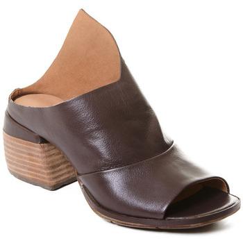 Schoenen Dames Enkellaarzen Rebecca White T0403 |Rebecca White| D??msk?? mokas??ny z telec?? k??e v k??vov?? bar