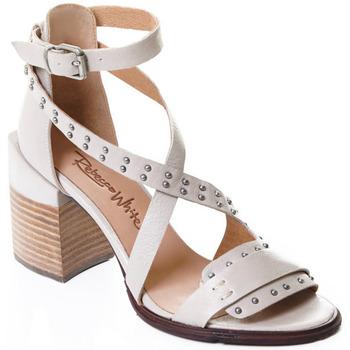 Schoenen Dames pumps Rebecca White T0501 |Rebecca White| D??msk?? sand??ly na vysok??m podpatku z telec??