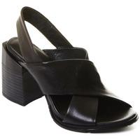 Schoenen Dames Low boots Rebecca White T0507 |Rebecca White| Elegantn?? ?ern?? kotn??kov?? boty z telec?? k??