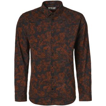 Textiel Heren Overhemden lange mouwen No Excess 97430901 Rood