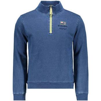 Textiel Heren Sweaters / Sweatshirts New Zealand Auckland Taharoa 20AN307 Blauw