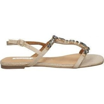 Schoenen Dames Sandalen / Open schoenen D'angela SANDALIAS  DMS19461 MODA JOVEN ORO Doré