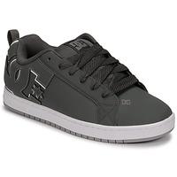 Schoenen Heren Skateschoenen DC Shoes COURT GRAFFIK Grijs / Zwart