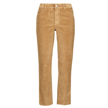 Textiel Dames Straight jeans Vila VIOTAS Bruin