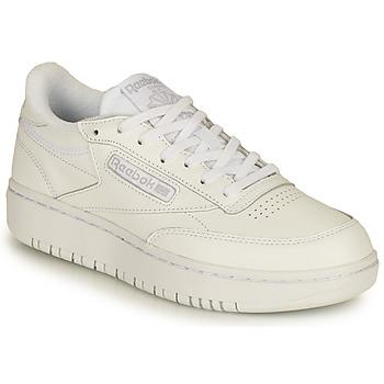 Reebok club c double schoenen Cloud White / Cloud White / Cold Grey 2 Dames online kopen