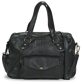 Tassen Dames Handtassen lang hengsel Pieces PCLIV Zwart