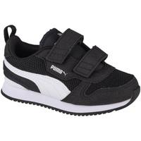 Schoenen Kinderen Lage sneakers Puma R78 V Infants Noir