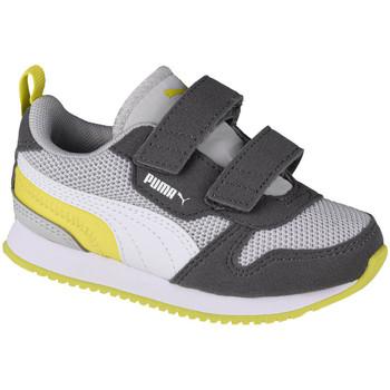 Schoenen Kinderen Lage sneakers Puma R78 V Infants Grise