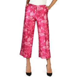 Textiel Dames Broeken / Pantalons Fontana - melissa Roze