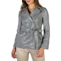 Textiel Dames Mantel jassen Fontana - kim Grijs
