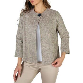 Textiel Dames Jasjes / Blazers Fontana - diana Roze