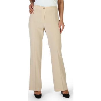 Textiel Dames Broeken / Pantalons Fontana - brenda Bruin