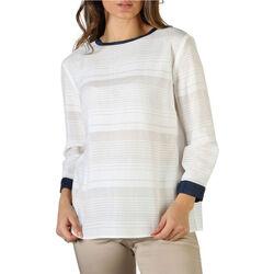 Textiel Dames Overhemden Fontana - chiara Wit