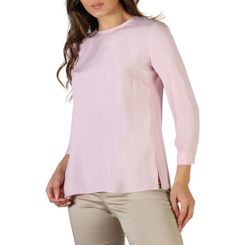 Textiel Dames Overhemden Fontana - chiara Roze