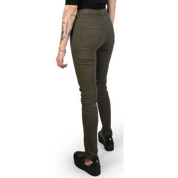 Textiel Dames Broeken / Pantalons Carrera - 00767l_922ss Groen