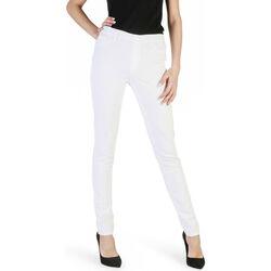 Textiel Dames Broeken / Pantalons Carrera - 00767l_922ss Wit
