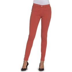 Textiel Dames Broeken / Pantalons Carrera - 00767l_922ss Oranje