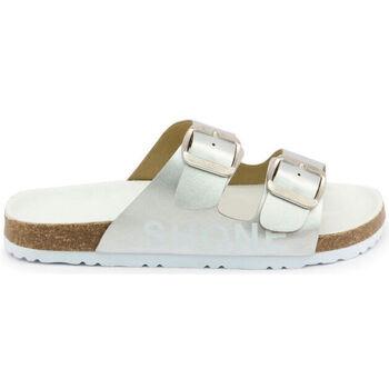 Schoenen Kinderen Leren slippers Shone - 026797 Grijs