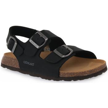 Schoenen Dames Sandalen / Open schoenen Grunland NERO BOBO Nero