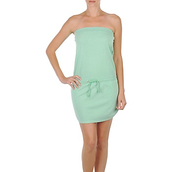 Textiel Dames Korte jurken Petit Bateau TANGY Groen