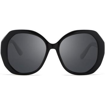 Horloges & Sieraden Zonnebrillen Hanukeii Lombard Zwart