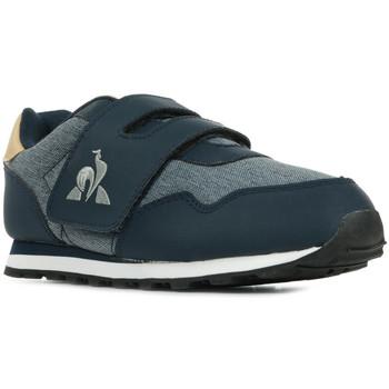 Schoenen Kinderen Lage sneakers Le Coq Sportif Astra Classic PS Blauw