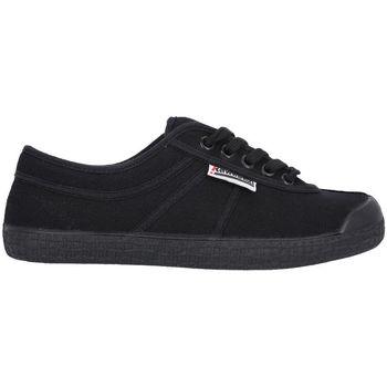 Schoenen Heren Lage sneakers Kawasaki Legend canvas shoe - black Zwart