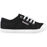 Schoenen Heren Lage sneakers Kawasaki Tennis canvas shoe - black Zwart