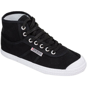Schoenen Heren Hoge sneakers Kawasaki Original basic boot - black Zwart