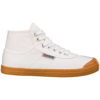 Schoenen Heren Hoge sneakers Kawasaki Original pure boot - white Wit