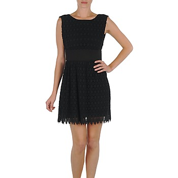 Textiel Dames Korte jurken Eleven Paris DEMAR Zwart