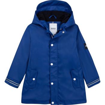 Textiel Kinderen Windjack Aigle PAULA Blauw