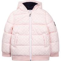 Textiel Meisjes Dons gevoerde jassen Aigle SOLILA Roze