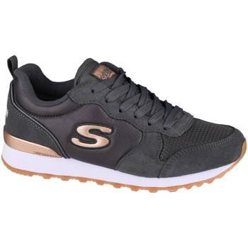 Schoenen Dames Lage sneakers Skechers OG 85 Goldn Gurl Grise