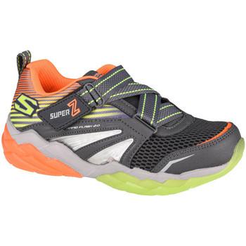 Schoenen Kinderen Lage sneakers Skechers Rapid Flash 2.0-Soluxe Grise