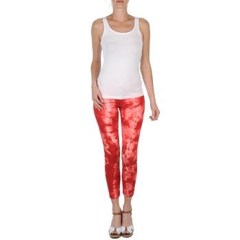 Textiel Dames Korte broeken Eleven Paris DAISY Rood / Wit