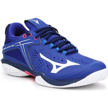Schoenen Heren Tennis Mizuno Wave Claw Neo 71GA207020 blue, white, pink