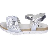 Schoenen Meisjes Sandalen / Open schoenen Joli  Zilver
