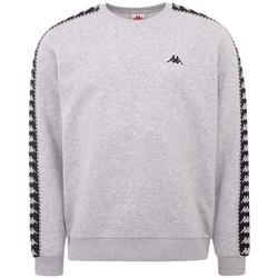 Textiel Heren Trainings jassen Kappa Ildan Sweatshirt Grise