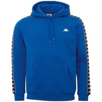 Textiel Heren Sweaters / Sweatshirts Kappa Igon Sweatshirt Bleu