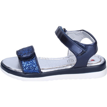 Schoenen Meisjes Sandalen / Open schoenen Joli  Blauw