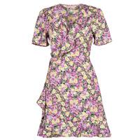 Textiel Dames Korte jurken Moony Mood OHLALA Violet