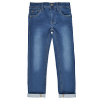 Textiel Jongens Skinny jeans Name it NKMTHEO DNMTHAYER Blauw / Medium