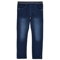Textiel Meisjes Leggings Name it NMFSALLI DNMTORINA Blauw / Brut