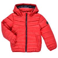 Textiel Jongens Dons gevoerde jassen Name it NMMMOBI JACKET Rood