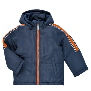Textiel Jongens Wind jackets Name it NKMMAX JACKET Marine