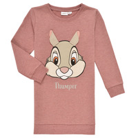 Textiel Meisjes Sweaters / Sweatshirts Name it NMFTHUMPER DAHLIA LS SWE Roze